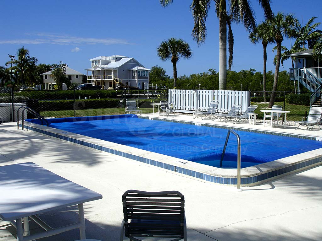Captains Cove Condos Community Pool